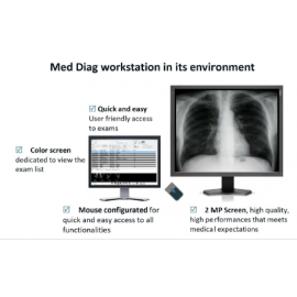 3D MEDECOM WORKSTATION SOFTWARE