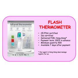 FLASH THERMOMETER