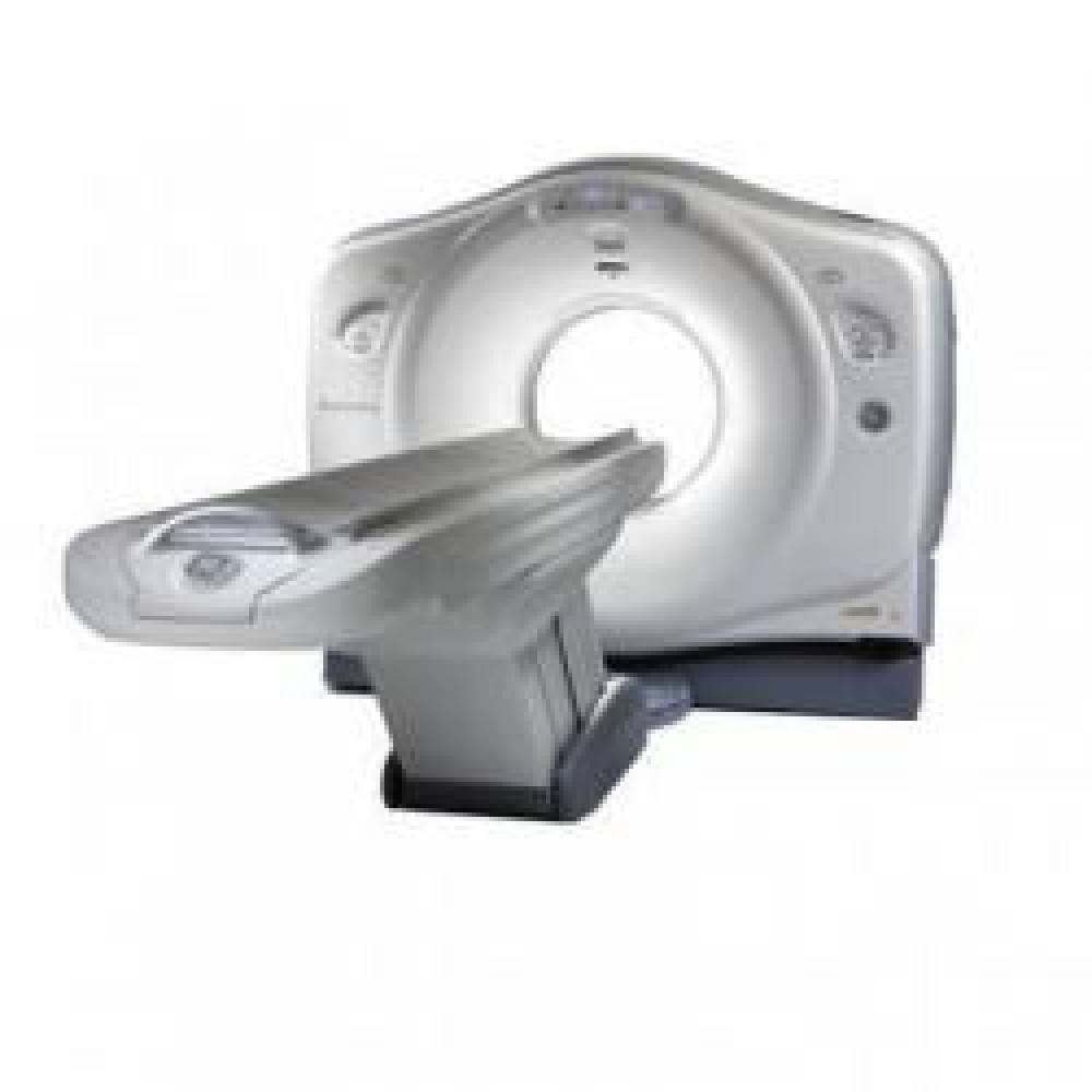 GE DIscovery CT750 HD